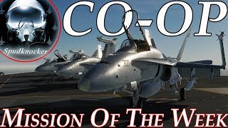 DCS: Mission of the Week | Magnum Force | CO-OP with Alert 5 Podcast Crew!
