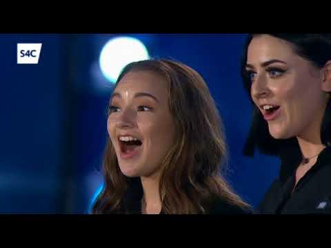 1.)  Manon a Llinos Haf – Ysgol Gymraeg Bro Morgannwg / Rh. Caerdydd a'r Fro