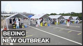 Beijing raises COVID-19 alert level after new outbreak