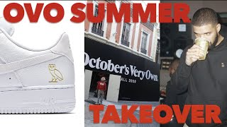 Here's what's going down this summer from OVO... Collabs, Flagships & Music (UPDATE VIDEO)