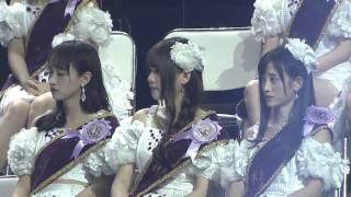 SNH48 第二届人气偶像总选举 第32位  --- 第1位 (总选排名結果公佈)HD