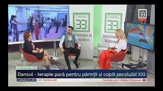 Dansul - terapie pură pentru părinții și copiii secolului XXI