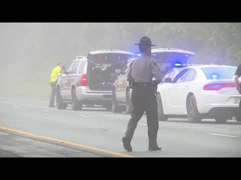 Funeral for trooper killed in Yadkin County crash