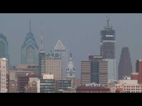 The City of Philadelphia, PA, USA 2010.
