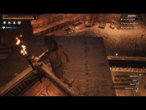 Conan Exiles game play |