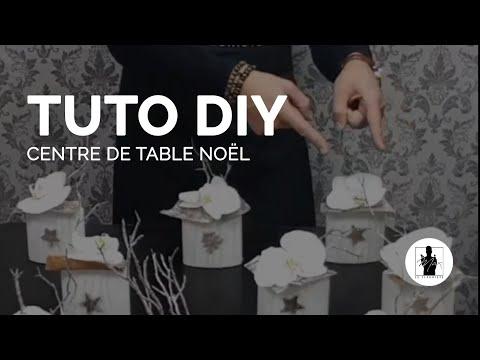 MAX LE FLEURISTE #7 [TUTO] PETIT CENTRE DE TABLE POUR LES FÊTES