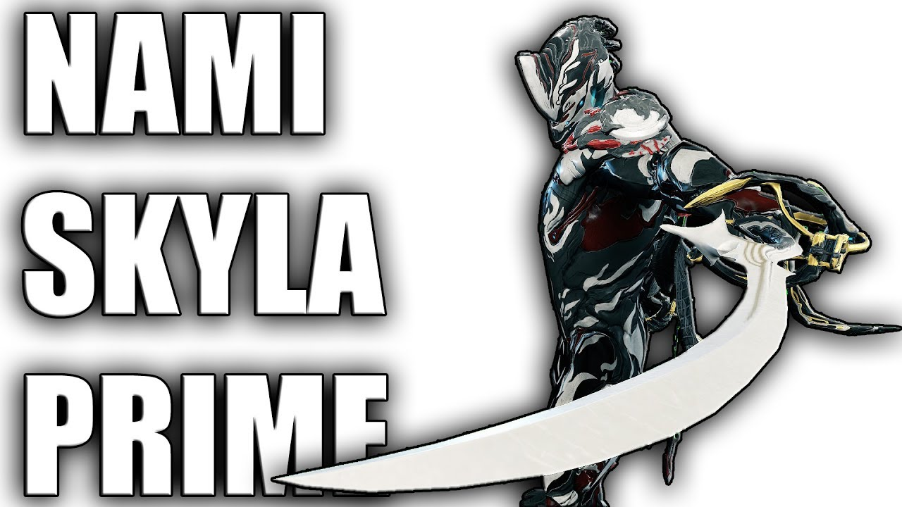 why would you use  102  nami skyla prime