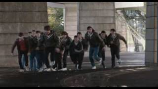 Awaydays fighting scene