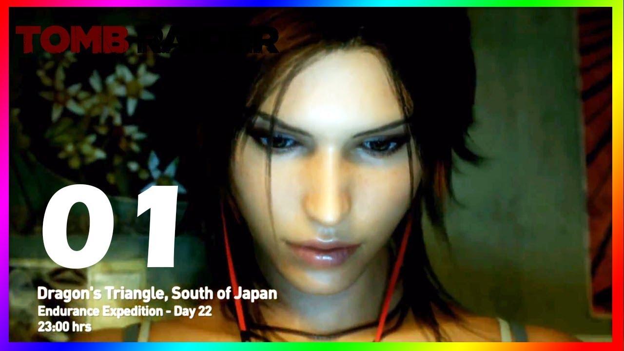 LARA XINH HƠN TRONG PHIM - Tomb Raider #1