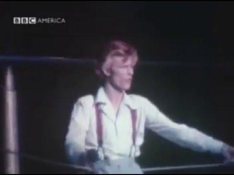 David Bowie BBC Live Diamond Dogs & John I'm Only Dancing January 1975