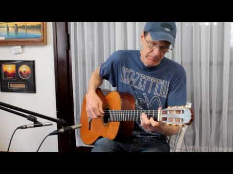 Mr Bojangles - Chet Atkins arrangement - lesson