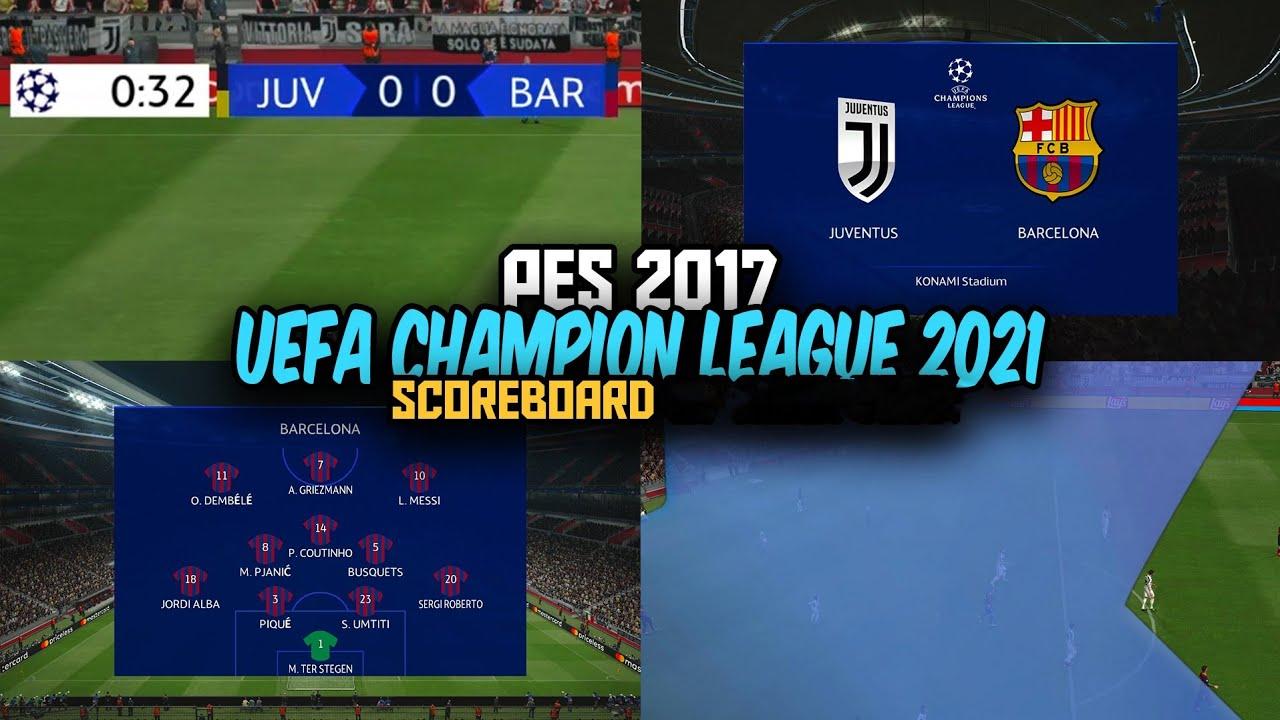 Champions League 2021 17 Termine
