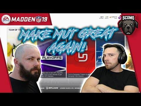 The State of Madden Right Now? What Is EA Doing? Gameplay, Content & Esport - Madden NFL 19
