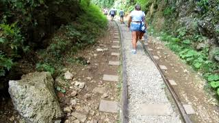 Новомихайловский.Экскурсия в Гуамское ущелье.