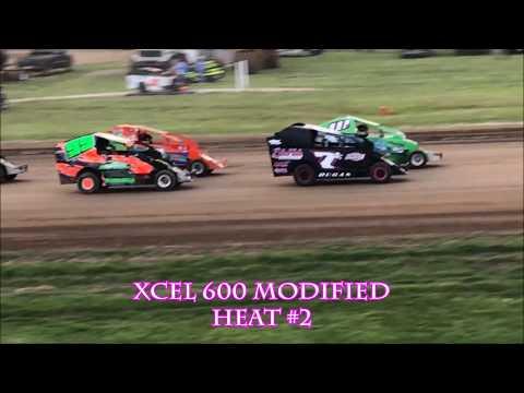 Xcel 600 Modified FCS 5/18/2018