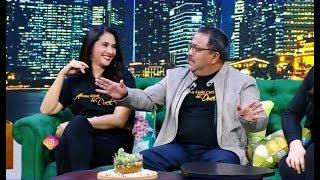 Download lagu TERBONGKAR! Cari Pemeran Zaenab, Rano Karno Casting Maudy saat Makan Part 01 - Call Me Mel 13/01