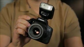 ТОП-5 вспышек Canon. Обзор вспышек. Советы фотографам. Фотокурсы Fotoshkola.net.