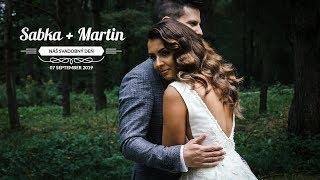 Sabka a Martin - Svadobný videoklip