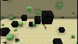 Mobs to Blocks -- Minecraft Command Block Creation