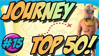 Warriors Are Back! | Boom Beach Journey Top 50 #15