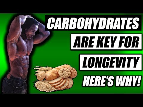 Carbohydrates Are key For Longevity | Here's Why