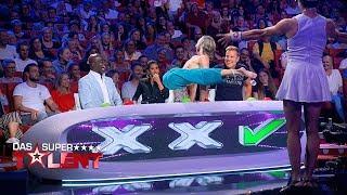 Krass! Dieses Talent versetzt Jury in Schock!   Das Supertalent vom 30.11.2019 Thumb