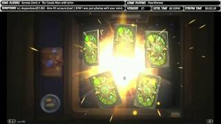 Hearthstone Heroes Of Warcraft: The Best 40 Packs Opening Gameplay PC
