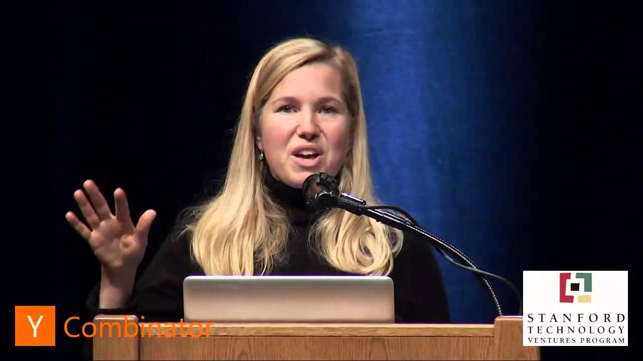 Jessica Livingston at Startup School 2012