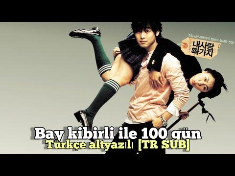 Bay Kibirli ile 100 Gün 2004 Kore Filmi ‧ Romantik/Komedi Türkçe altyazılı [TR SUB]