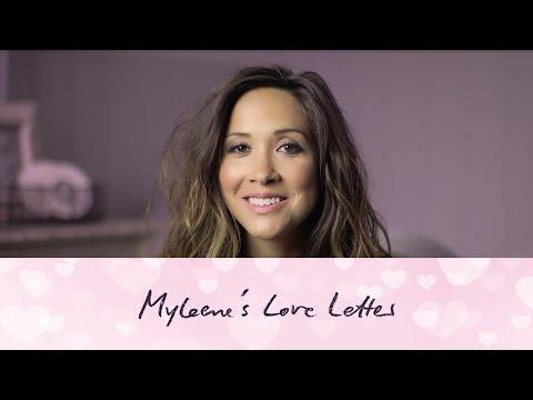 My Love Letter by Myleene Klass | TBSeen
