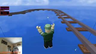 Lets Play Roblox Peanut and Pickle Cart Ride. Xbox 1