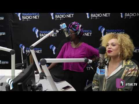 South African rapper Patty Monroe On #TheReUp With Ntokozo Botjie & Sheila 31:03:17