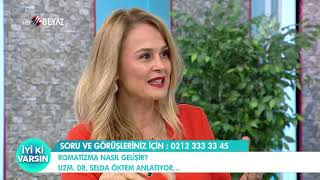 Romatolog Dr. Selda Öktem - Romatizmal Hastalıklar ve Tedavisi