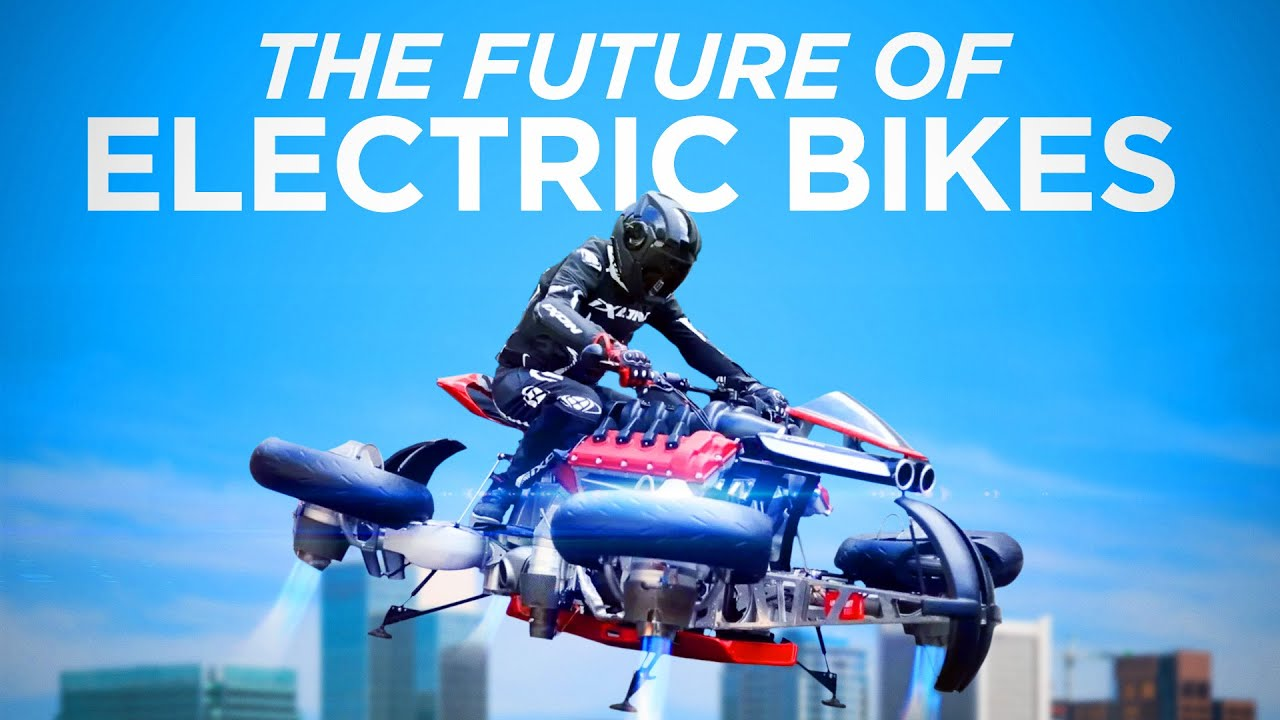 The Future of Electric Bike Vehicles