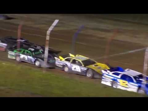 Dog Hollow Speedway - 5/20/16 Super Late Model Feature Race