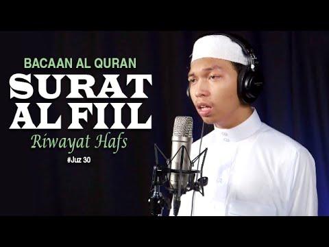Bacaan Al Quran Juz Amma Surat 105 Al Fil Oleh Ustadz Abdurrahim