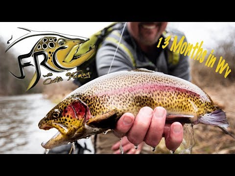 Fly Fishing West Virginia| 13 Months In WV