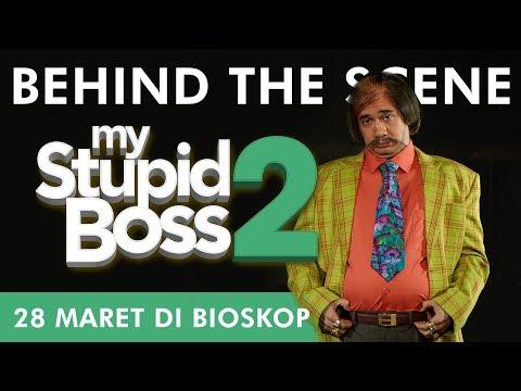 My Stupid Boss 2 - Karakter Para Pemain   #BehindTheScene   28 Maret Di Bioskop