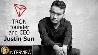 Tron - The Cryptocurrency to Decentralize the Web - Justin Sun Interview