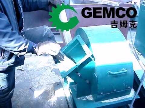 mobile wood crusher, wood waste crusher machine