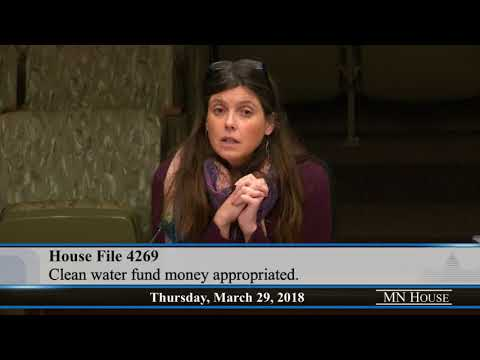 House Environment and Natural Resources Policy and Finance Committee  3/29/18