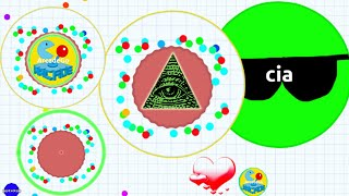 AGARIO EPIC TROLLING SKIN IN EXPERIMENTAL MODE Agar.io Funny Moments