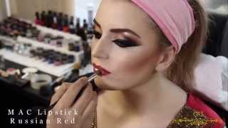 Asian Bridal Makeup Tutorial By Qas Of Kashish EMA - Modern Day Bride