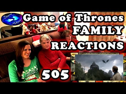 Game of Thrones FAMILY Reactions 505 KILL THE BOY - 동영상