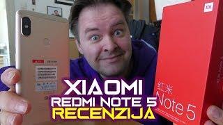 Xiaomi Redmi Note 5 recenzija - novi kralj srednje klase s odličnim kamerama (20.04.2018)
