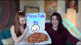 Pizza Talk // Ep. #5: Getting Over Boys, Taking Out the Negative, & Starting Fresh! Thumbnail