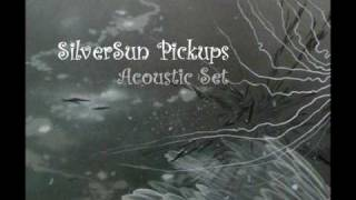 Silversun Pickups - Waste It On *Acoustic Version*