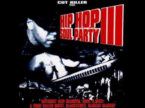 Cut Killer - Hip Hop Soul Party III - CD2 - 1996 (COMPIL