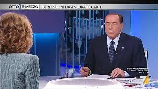 Silvio Berlusconi: tra Renzi e D'Alema preferisco Renzi che ha fatto fuori i comunisti