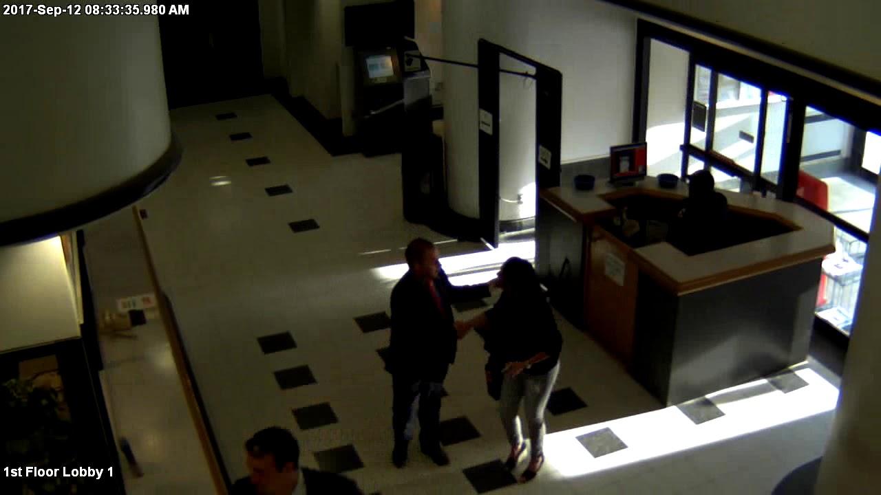 Jail video of State Sen  Bryce Marlatt released